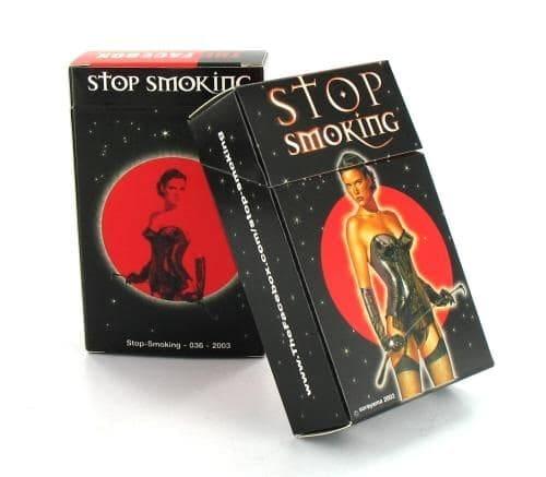 Etui The Facebox Stop Smoking
