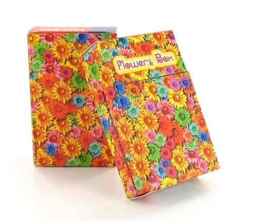 Etui The Facebox Flowers