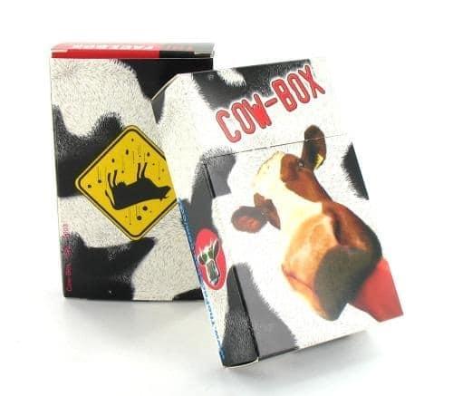 Etui The Facebox Cow