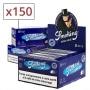 Photo de Papier à rouler Smoking Slim Blue x50 PACK de 3