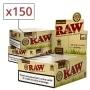 Photo de Papier à rouler raw slim Organic x50 PACK de 3