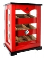 Armoire a cigare Egoist Rouge