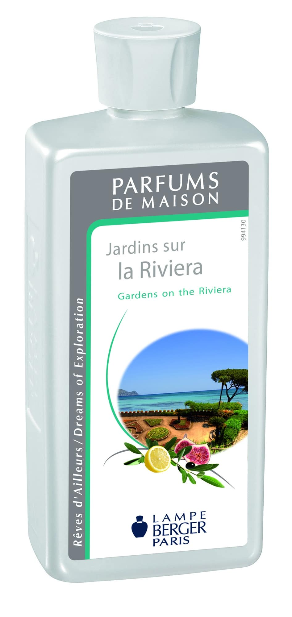 parfum maison lampe berger jardin sur la riviera 16 00. Black Bedroom Furniture Sets. Home Design Ideas